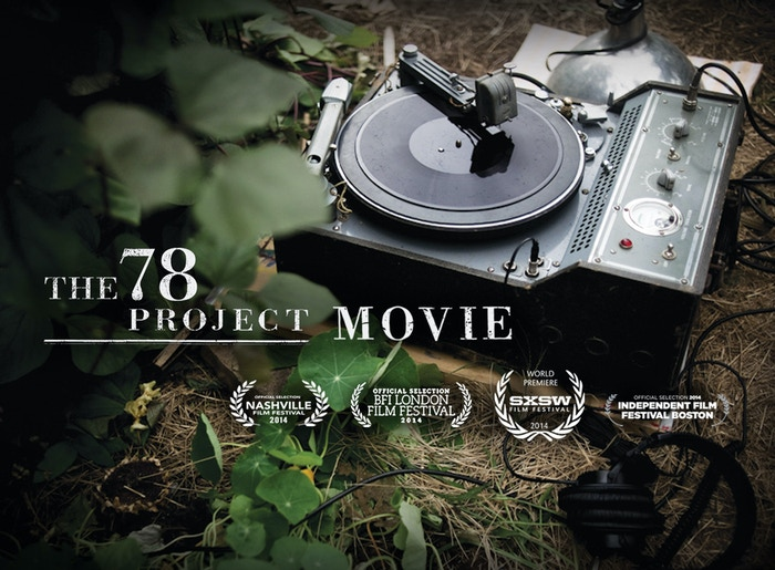 The 78 Project is on a journey across America to make one-of-a-kind 78rpm records with musicians in their hometowns using a 1930s Presto direct-to-disc recorder. With one microphone. With one blank disc. In one 3-minute take.