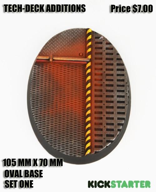 105 mm x 70 mm Tech-Deck Set One