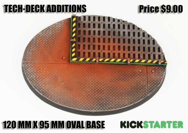 120 mm x 95 mm Tech-Deck Set Two
