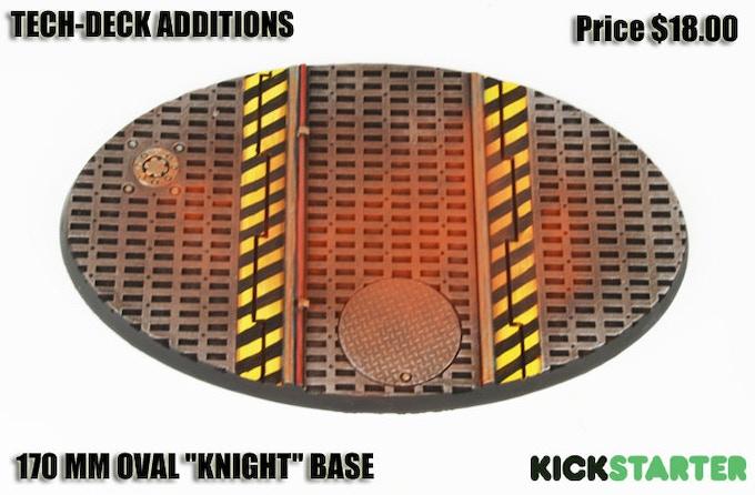 "170 mm ""Knight Sized"" Tech-Deck Set Two"