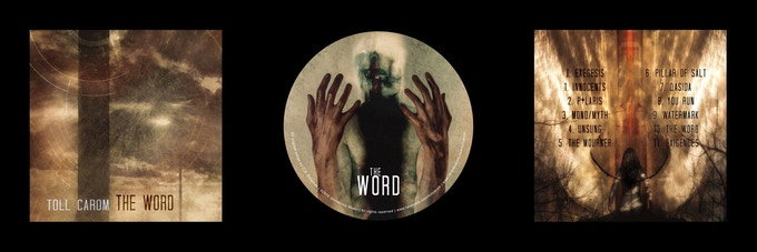 Toll Carom's forthcoming studio album, THE WORD