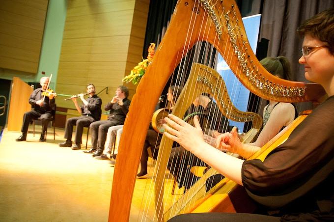 The DIT Irish Traditional Music Ensemble