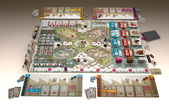 The Gallerist: Ready to Play
