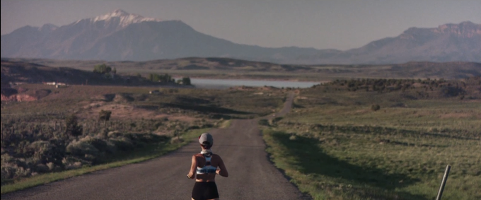 Robin on her epic journey in Utah