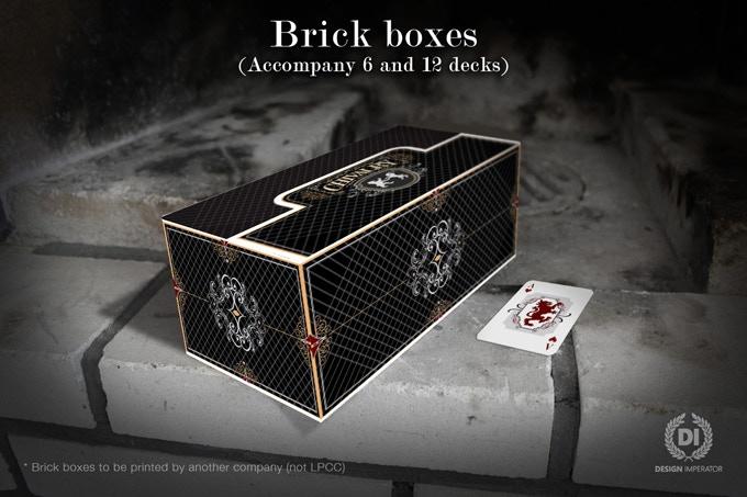 Brick box mock-up (closed)