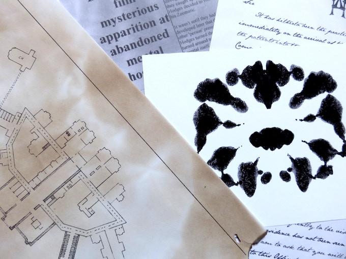 Material from Stephens asylum pack