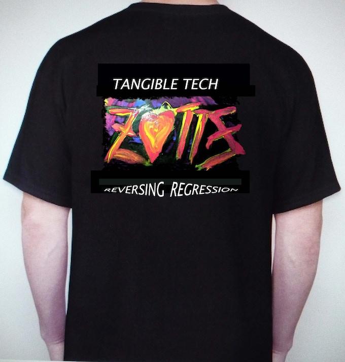 ZOTTZ T-shirt (mock up)