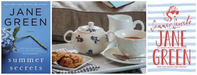 Summer Secrets over Tea and Cookies