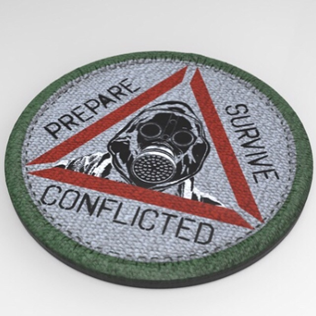 Moral Patch /Conflicted, Prepare and Survive