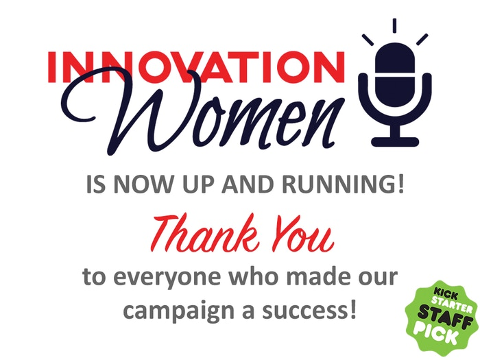 Innovation Women: Technical & Entrepreneurial Speakers by
