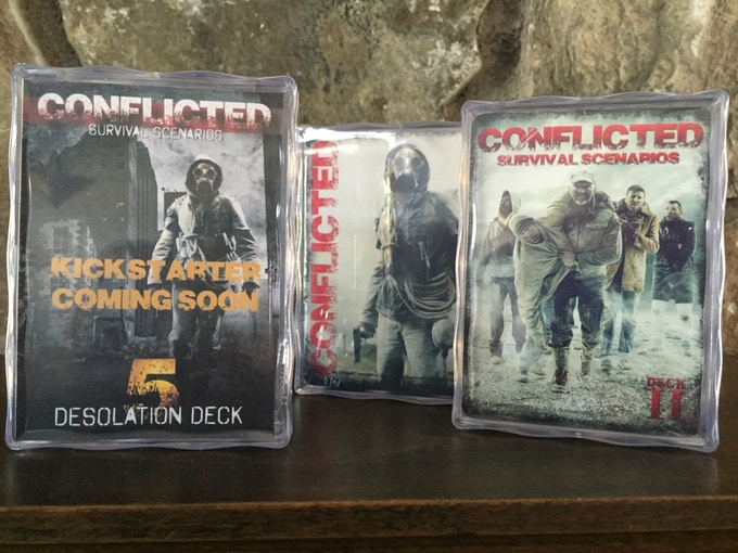 Get Deck 1, 2 and 5