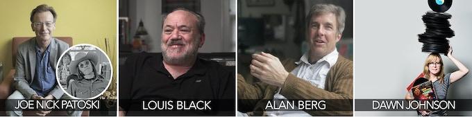 Director Joe Nick Patoski, Executive Producer Louis Black, Executive Producer Alan Berg, Producer Dawn Johnson