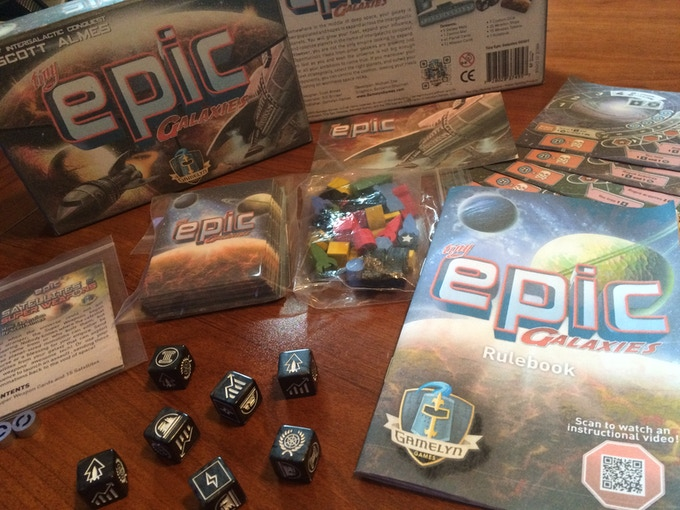 Click here to learn more about Tiny Epic Galaxies.