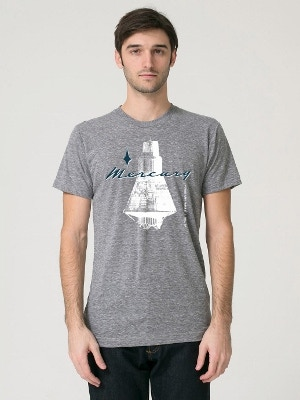 Mercury Bell T-Shirt