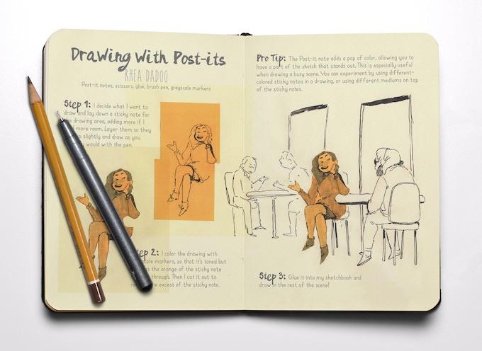 Book mock-up - Rhea Dadoo