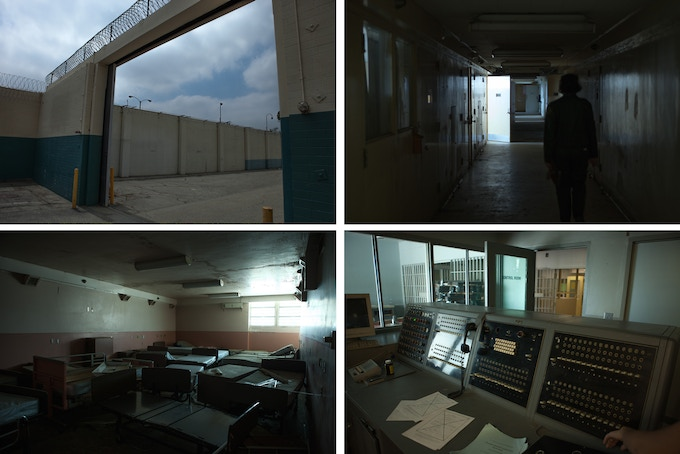 Sybil Brand (Los Angeles, CA), our shooting location, photos by our cinematographer Joshua Lipton!