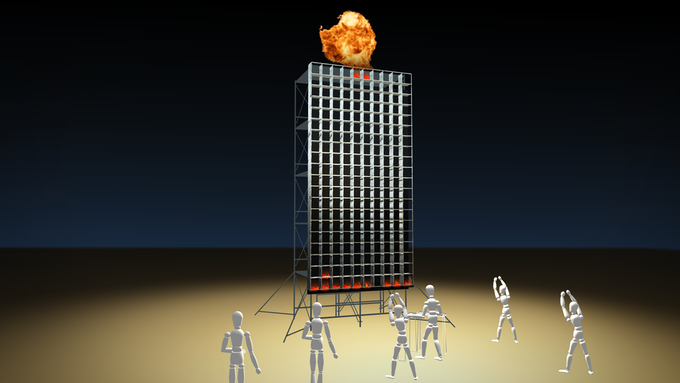 What the tower will look like
