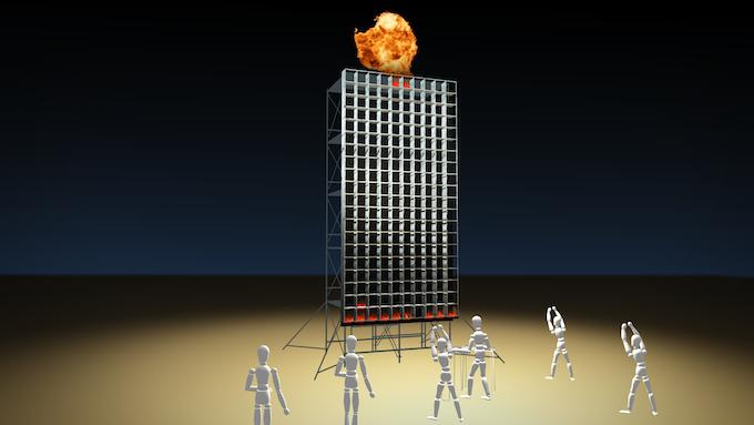Un aperçu de ce dont la structure aura l'air