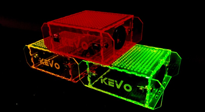 The Kevo Vacuum Formers