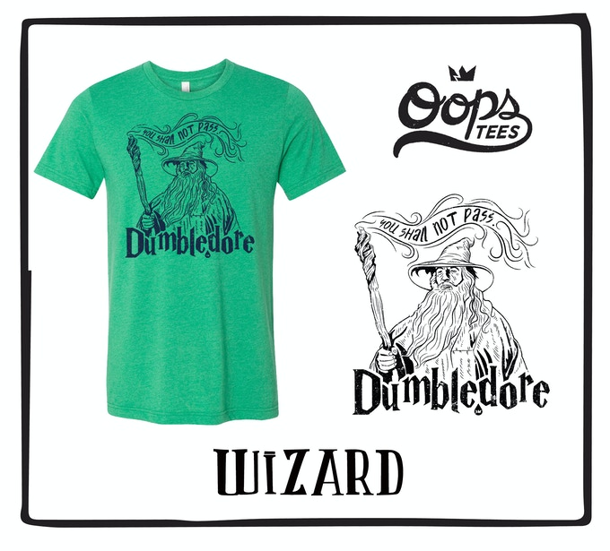 Wizard (Available in Kelly Green)