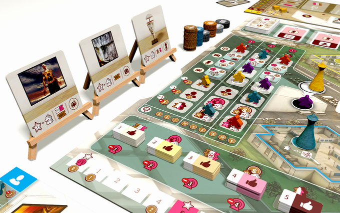 The Gallerist:  In Play II