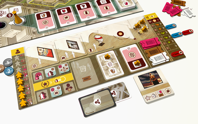 The Gallerist: In Play I