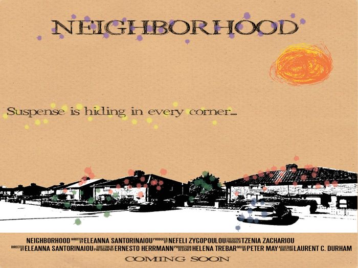 Unaware of a particularly prying neighbor, a teenager and first-time drug dealer, prepares himself for his first job.
