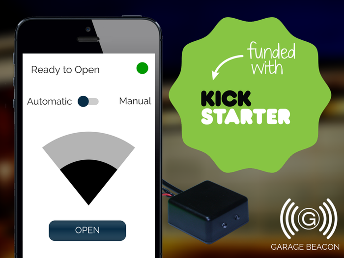 Garage Beacon 2 0 by Randy Robert — Kickstarter