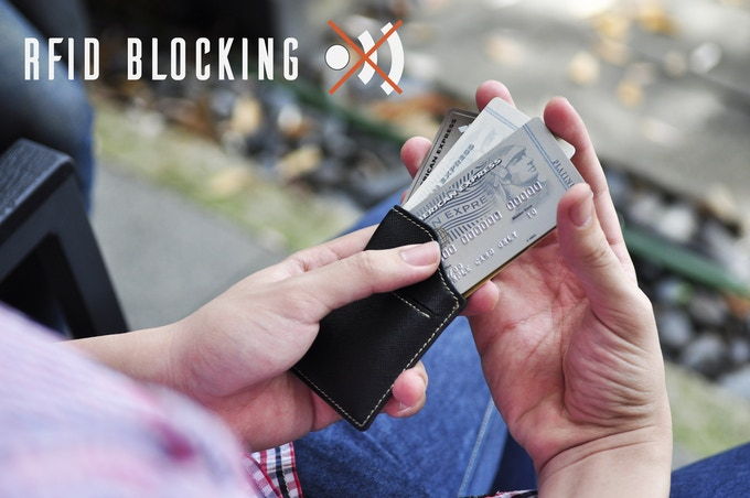Safeguard your credit cards.