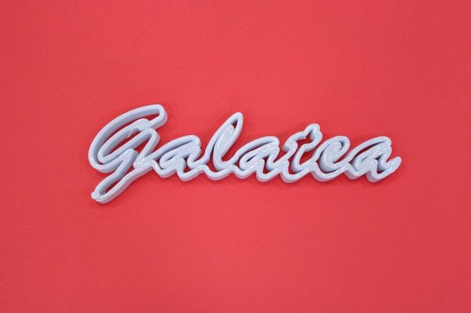 """Un exemple avec le mot """" Galatéa"""""""
