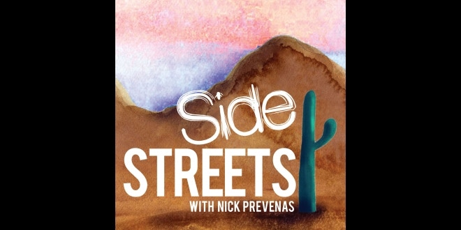 My 1 hour interview on the Side Streets Podcast! It went AMAZING!