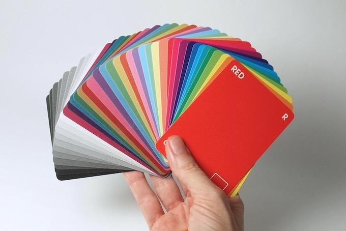 'Colour Basics' Deck