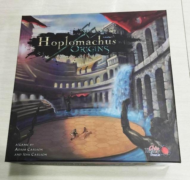 Hoplomachus Origins By Josh Amp Adam Carlson Kickstarter