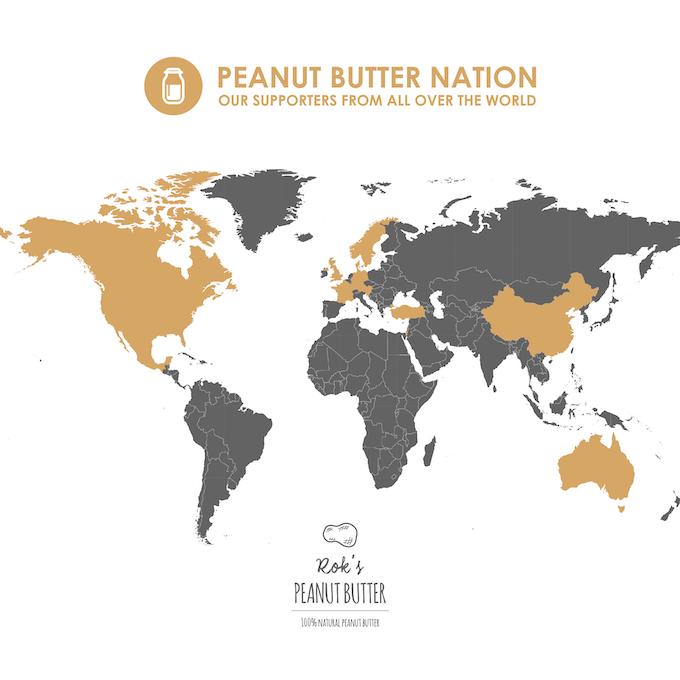 Rok's peanut butter nation