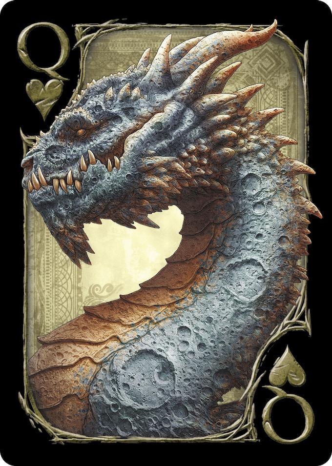 Queen of Hearts (Moon Dragon)