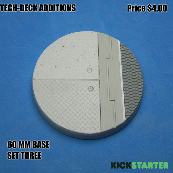 60 mm Tech-Deck Set Three