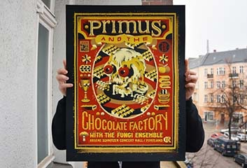 Primus and the Chocolate Factory by DXTR