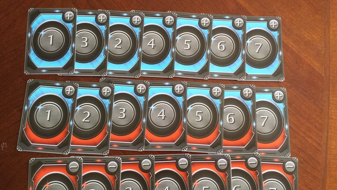 Deck of Ekosi Cards (72). Kickstarter Backer Reward.