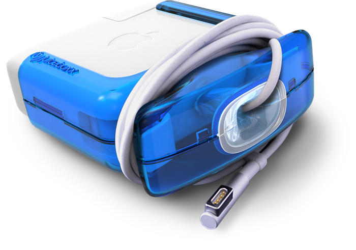 Meet Juiceboxx, a stylish case for your MacBook charger that protects your cord from fraying. Made in the USA.