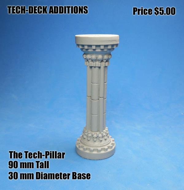 The Tech-Pillar