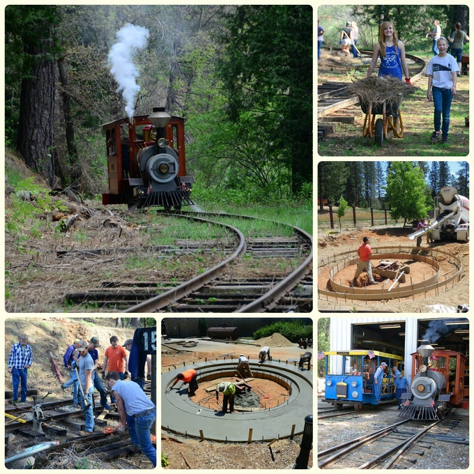 Life at the Narrow Gauge Railroad Museum