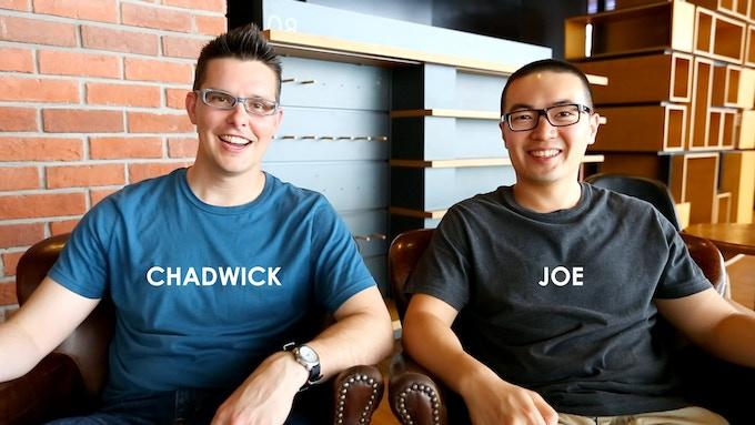 Chadwick Parker & Joe Huang - Aka. Big Idea Design LLC