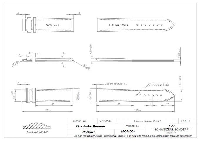 long 75-115mm
