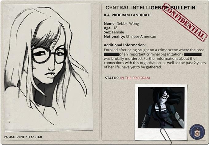 Debbie Wong - The Geek
