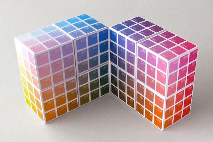 breaking through the Colour Cube