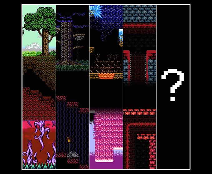 2 x 5 levels