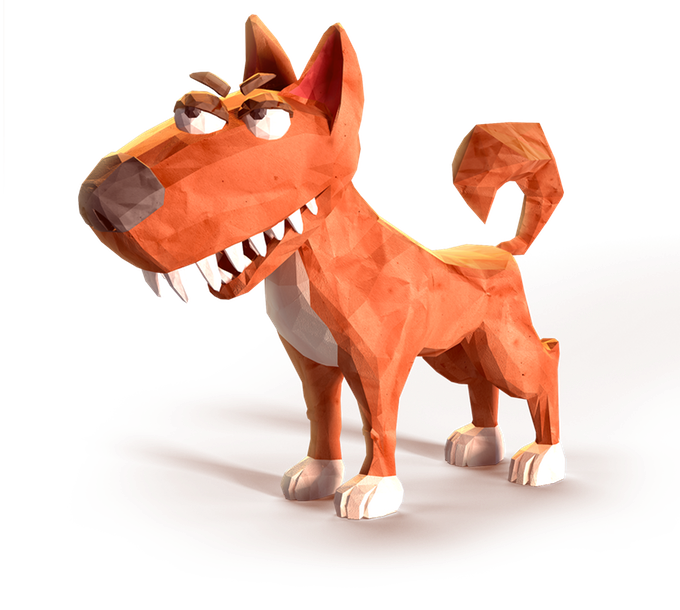 "Hi, I'm Duncan the Dingo and I have personally approved this Kickstarter project. (I ""Looped"" into this KS project--Scott Almes is a buddy of mine.)"