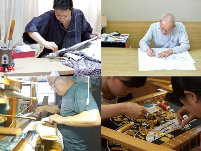 Kimono Artisans