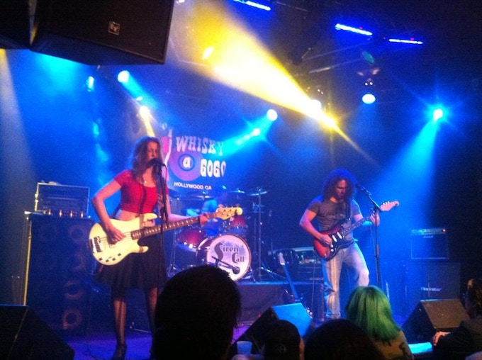 Live at the Whisky a GoGo