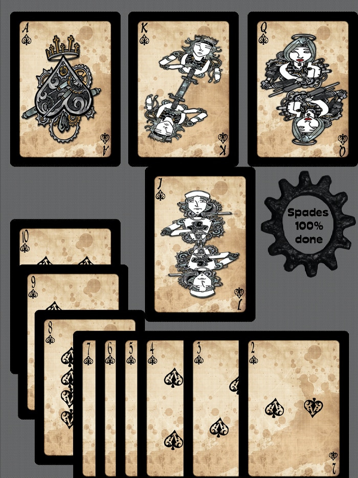 mechanical courts playing cards limited runalexander
